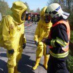 Únik čpavkového chladila neutralizovaného kyselinou sírovou, Stráž pod Ralskem